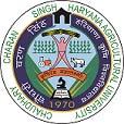 Chaudhary Charan Singh Agricultural University Logo