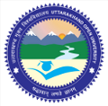 Uttarkhand Open University logo